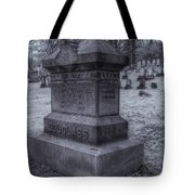 Frederick Douglass Grave One Tote Bag
