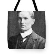Frederick Soddy, English Radiochemist Tote Bag