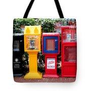 Free Color Tote Bag