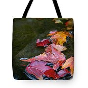 Free Flowing Tote Bag