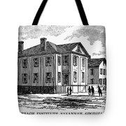Freedmen School, 1868 Tote Bag