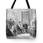 Freedmens Bureau, 1867 Tote Bag