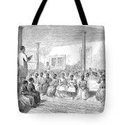 Freedmens School, 1866 Tote Bag by Granger