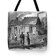 Freedmens Village, 1866 Tote Bag by Granger