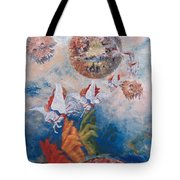 Freedom - The Beginning Of All Being Tote Bag
