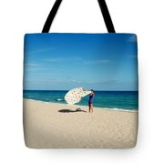 Freedom From Sand Tote Bag