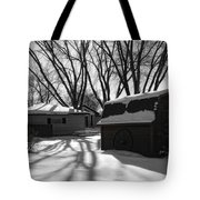 Freedom From Winter Tote Bag