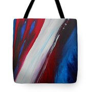 Freedom Of Abstraction Tote Bag