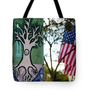 Freedom Of Expression Tote Bag