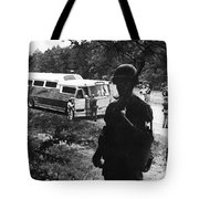 Freedom Riders, 1961 Tote Bag