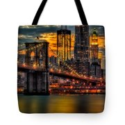 Freedom Rising Tote Bag