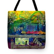 Freedom To Believe - Freedom To Live Tote Bag