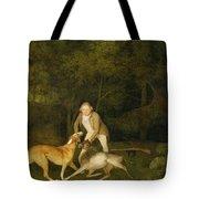 Freeman - The Earl Of Clarendon's Gamekeeper Tote Bag