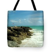 Freeport Coast Tote Bag