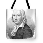 Freidrich H�lderlin Tote Bag