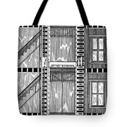 Freight Elevator, 1876 Tote Bag