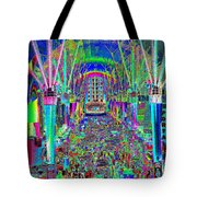 Fremont Street Experience Nevada Tote Bag