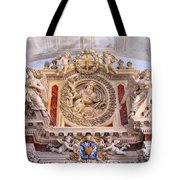 French Church Detail Tote Bag