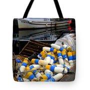 French Creek Trawlers Tote Bag