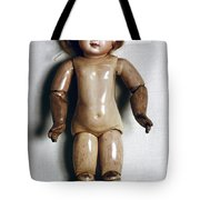 French Doll, 1885 Tote Bag