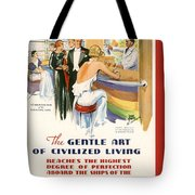 French Line Tote Bag