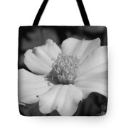 French Marigold Named Disco Yellow Tote Bag