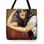 French Poster: Salome, 1918 Tote Bag