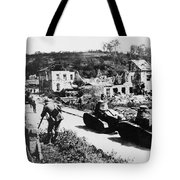 French Renault Wwi Tanks - France  Tote Bag