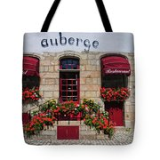 French Restaurant   Tote Bag