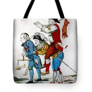 French Revolution, 1792 Tote Bag