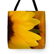 French Sunflowers Tote Bag