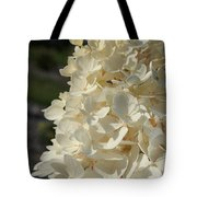 French Vanilla Hydrangea Tote Bag