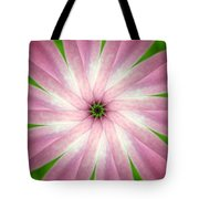 Fresh Pink Tote Bag