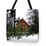 Fresh Snow Glory Tote Bag