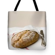 Freshly Baked Whole Grain Bread Tote Bag by Shahar Tamir