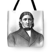 Friedrich Frobel, German Pedagogue Tote Bag