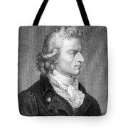 Friedrich Schiller Tote Bag