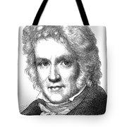 Friedrich Wilhelm Bessel Tote Bag