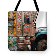 Friends - Take Me For A Ride In Your Jingly Truck Tote Bag