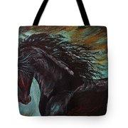 Friesian Frolic Series 2 Tote Bag