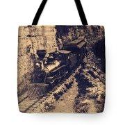 Frisco Steam Train Tote Bag