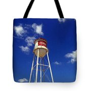 Frisco Texas Water Tower Tote Bag