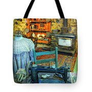From A Time Long Ago Tote Bag