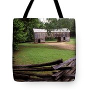 From Days Gone By Tote Bag by Paul W Faust -  Impressions of Light