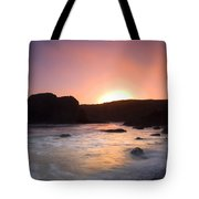 From Light To Light Tote Bag