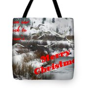 From Our Flock To Yours Tote Bag