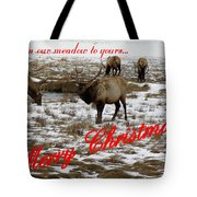 From Our Meadow To Yours Tote Bag