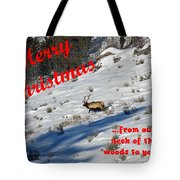 From Our Neck Of The Woods 6 Tote Bag
