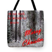 From Our Neck Of The Woods To Yours 3 Tote Bag