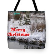 From Our Neck Of The Woods To Yours Tote Bag